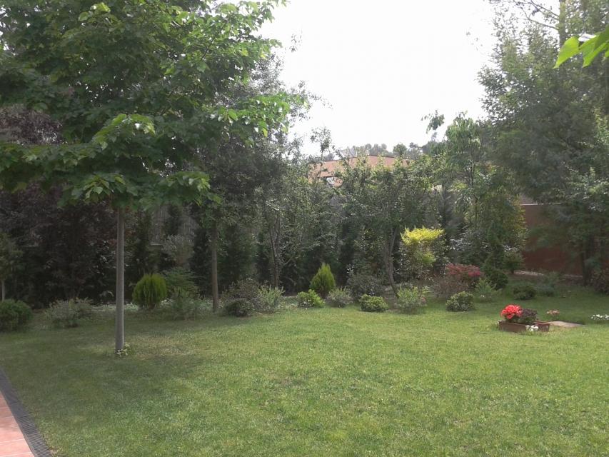 Jardines sostenibles