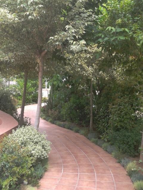 Diseño de jardin Valldoreix