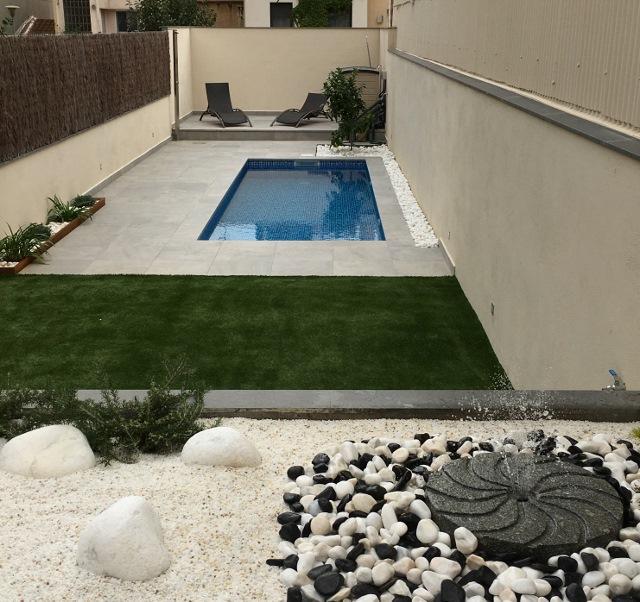 Diseño de jardin en Terrassa